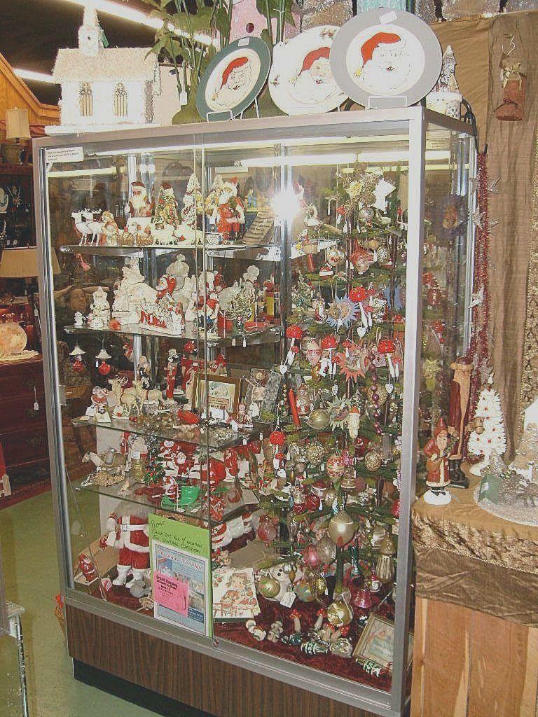 Antique Christmas Decorations