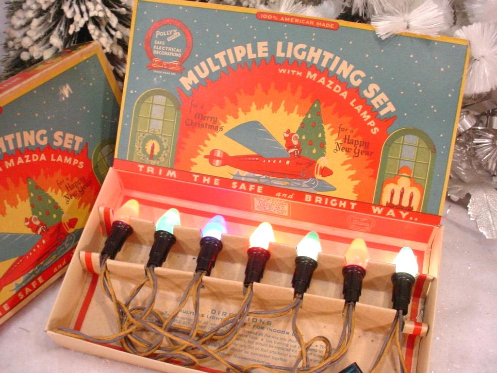 Vintage christmas tree ornaments - Vintage Christmas Tree Ornaments 49